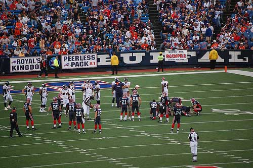 Denver Broncos vs. Buffalo Bills September 9, 2007.